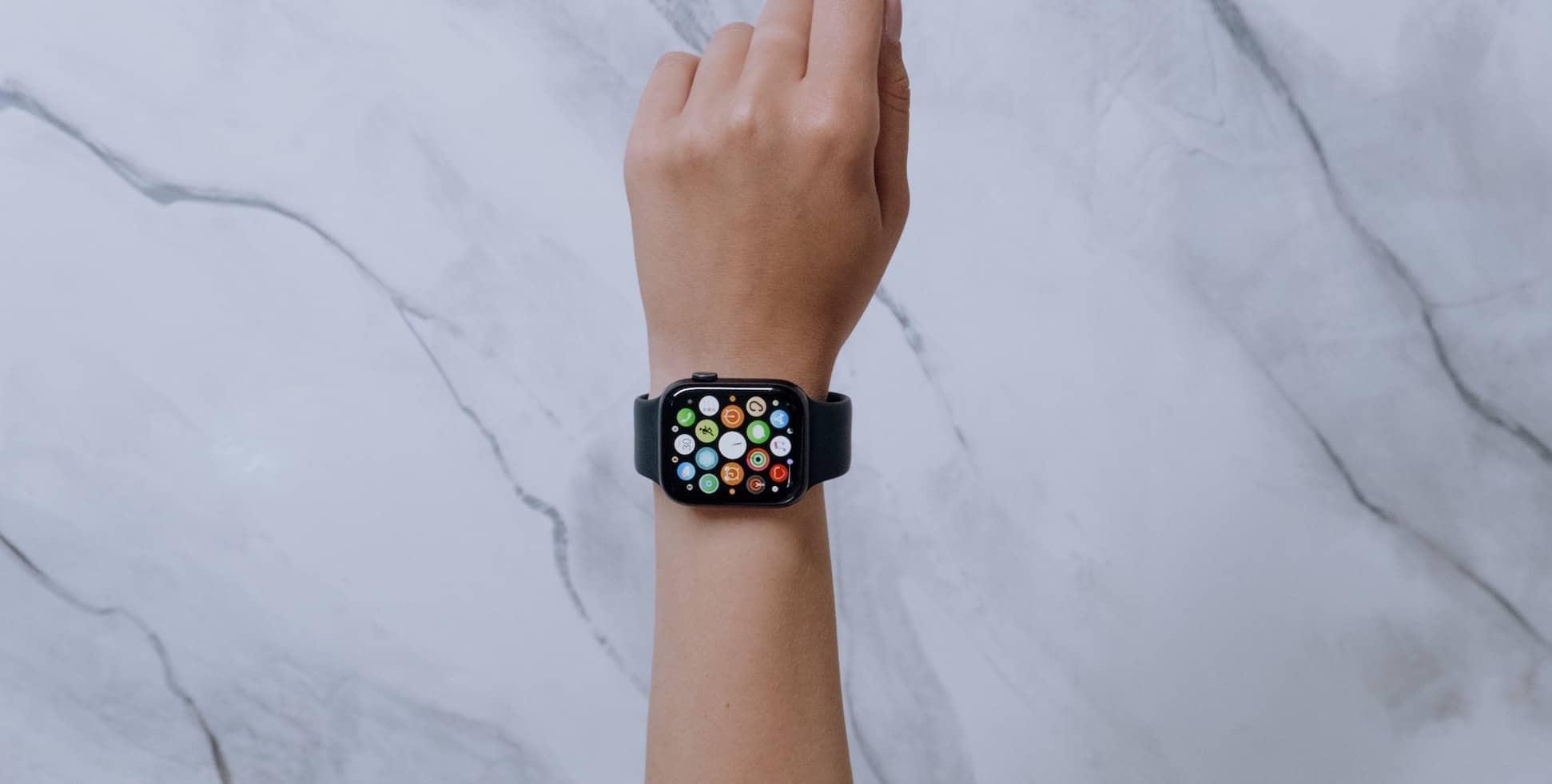 Covid-19 có thể được phát hiện nhờ Apple watch