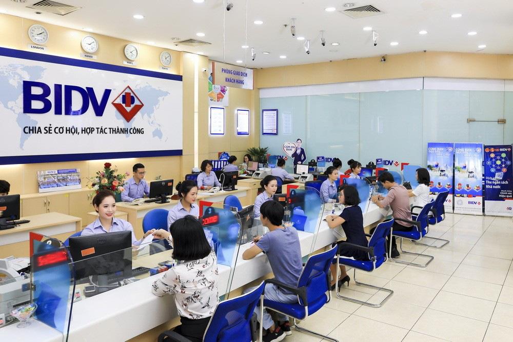 BIDV rao bán thu hồi nợ xấu